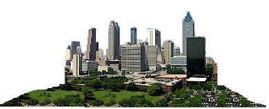 Cotting Court Condos Midtown Atlanta for rent or lease and for sale
