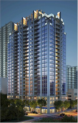 Skyhouse South Atlanta High Rise Apartments For Rent Or Lease ...