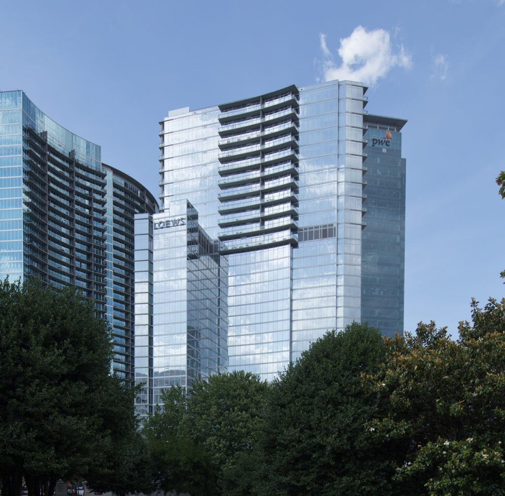 1065 Midtown Condos Loews Hotel Residences For Rent Or For