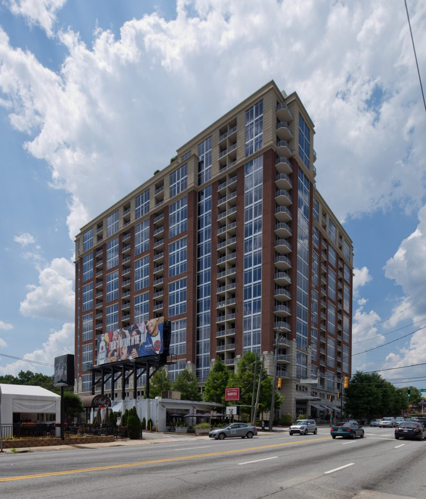 Buckhead Apartments: The Brookwood Condos For Rent Or For Lease And For Sale