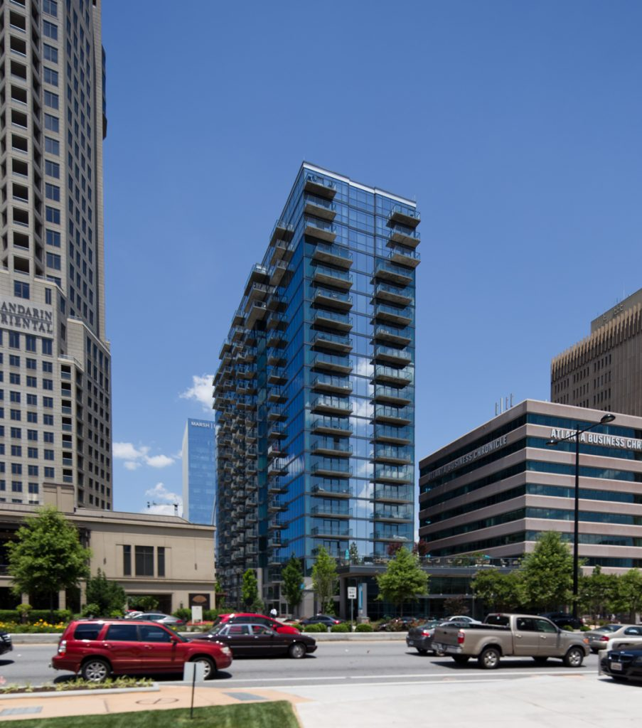 Apartments In Atlanta Georgia: Cyan On Peachtree Condos Apartments For Rent Or For Lease
