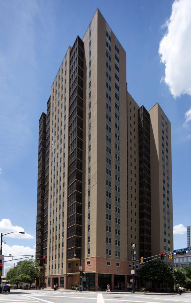Peachtree Towers Condos Atlanta Georgia