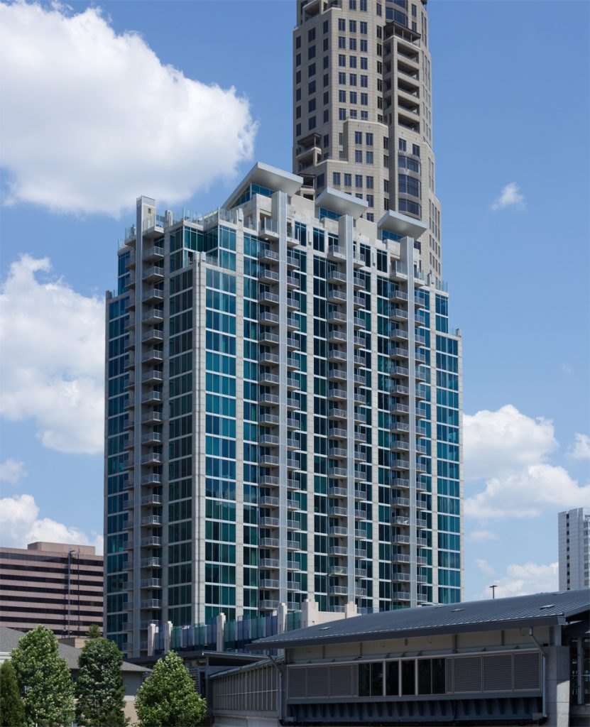 High Rise Apartments: Skyhouse Buckhead Atlanta High Rise Apartments For Rent Or