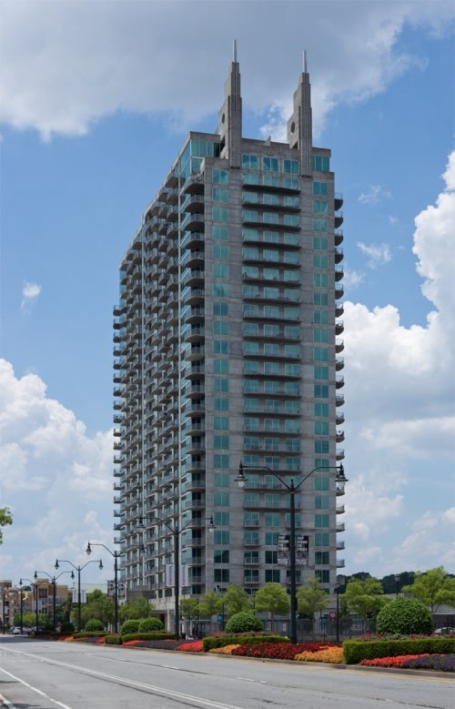 Twelve Atlantic Station Condos