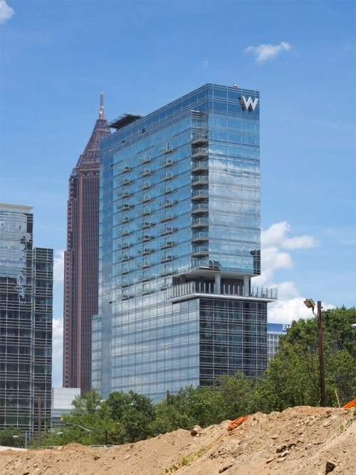 W residences condos for rent or for lease and for sale in for W kitchen downtown atlanta