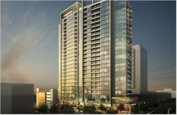 Amli Arts Center Apartments - High rise apartments condos for rent ...