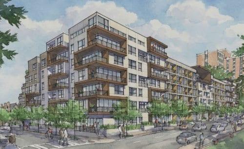 Juniper And Condos Midtown Atlanta High Rise Apartments For
