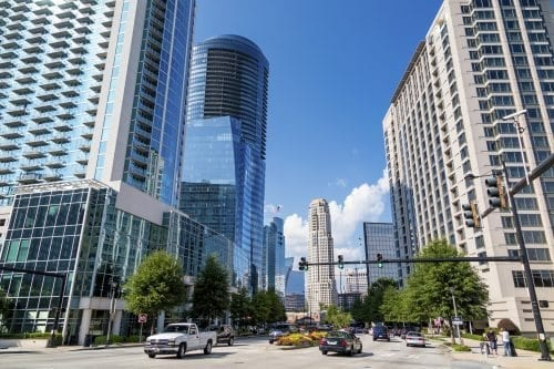 Buckhead Atlanta High Rise Condos for rent or for lease and for sale