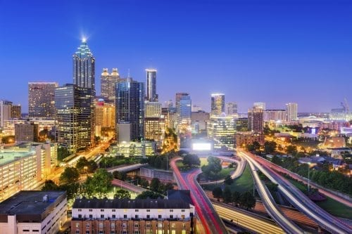 downtown atlanta high rise condos for rent or for lease and for sale