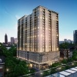 Piedmont House Midtown Atlanta
