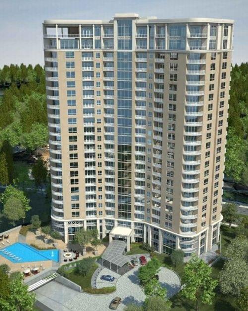 The Hunt;ey Buckhead Atlanta Apartments Condos