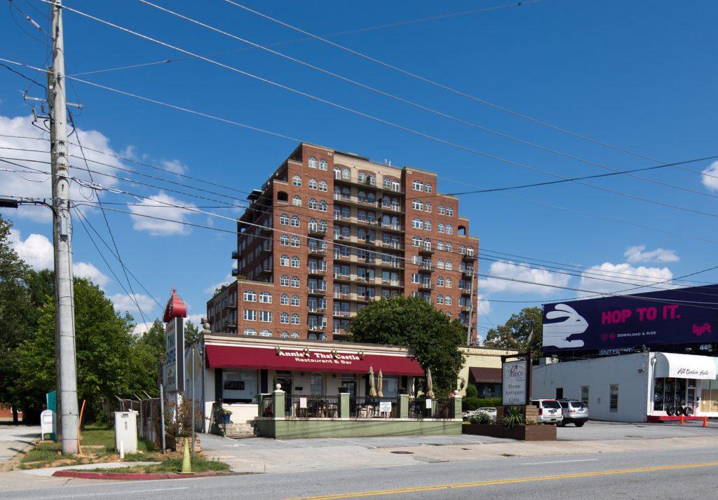 Mathieson Exchange Lofts Condos Atlanta Buckhead For Rent