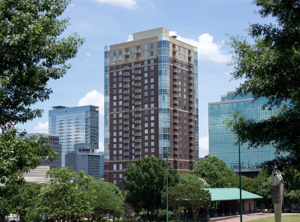 Museum Tower Condominiums For Rent Or For Lease And For