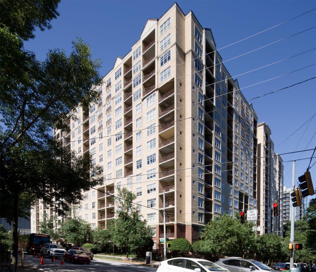 Park Central Condos Midtown Atlanta GA georgia