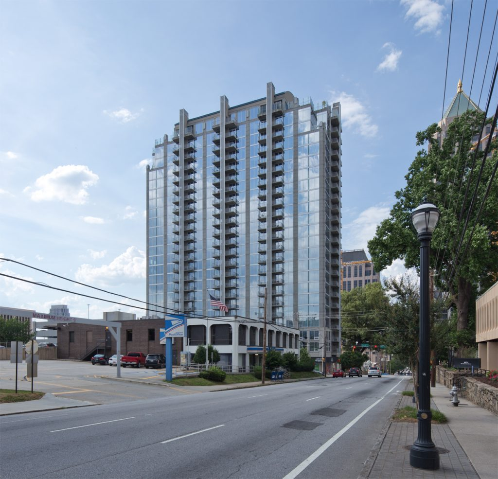 Owings Run Apartments: Skyhouse Midtown Atlanta High Rise Apartments For Rent Or