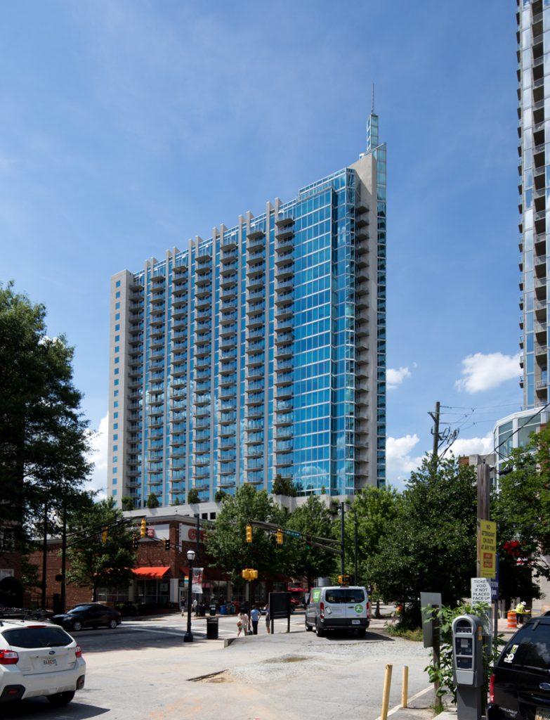 Spire Midtown Condos Atlanta