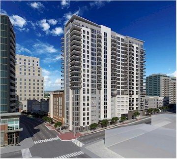 Alta Midtown Apartments - High rise apartments condos for ...