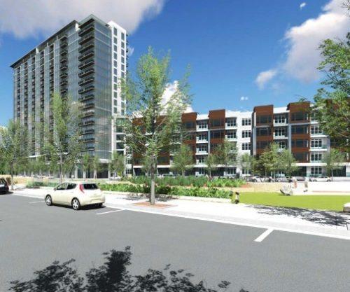 Amli 3464 Apartments - High rise apartments condos for rent ...