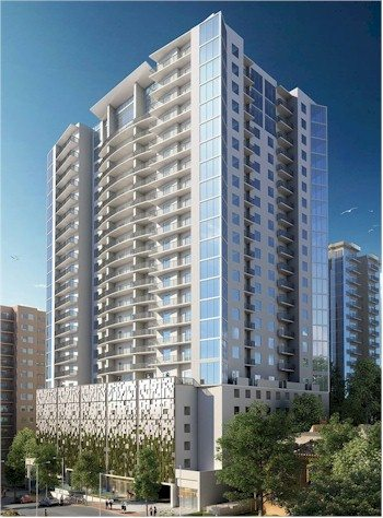 Yoo on the Park Apartments - High rise apartments condos for