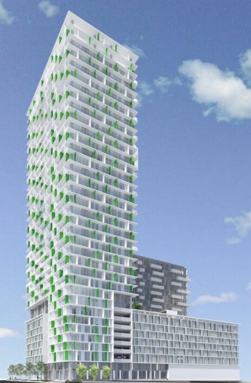Eviva on Peachtree Apartments - High rise apartments condos ...
