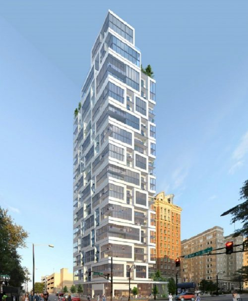 693 Peachtree - Midtown Atlanta High Rise apartments for ...